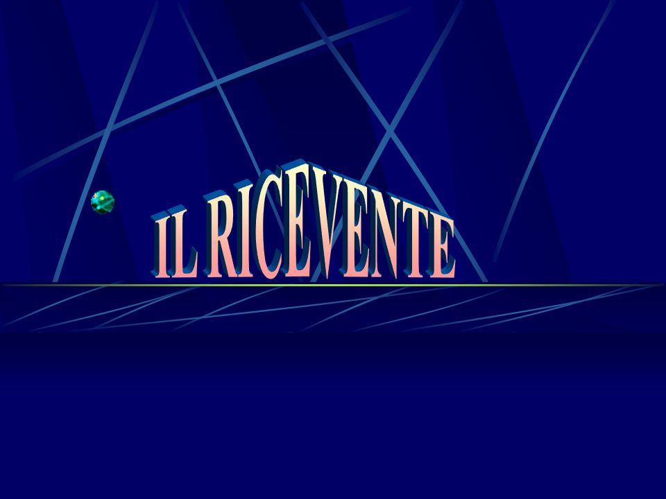 IL RICEVENTE