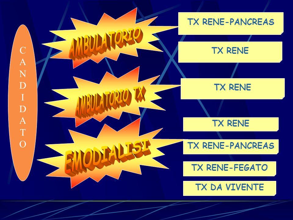 C A N D I T O TX RENE-PANCREAS TX RENE TX RENE TX RENE