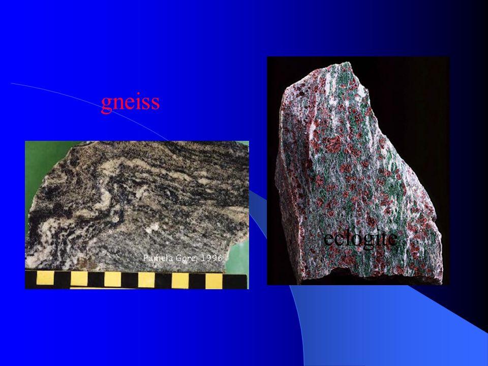 gneiss eclogite