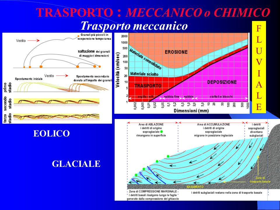 TRASPORTO : MECCANICO o CHIMICO