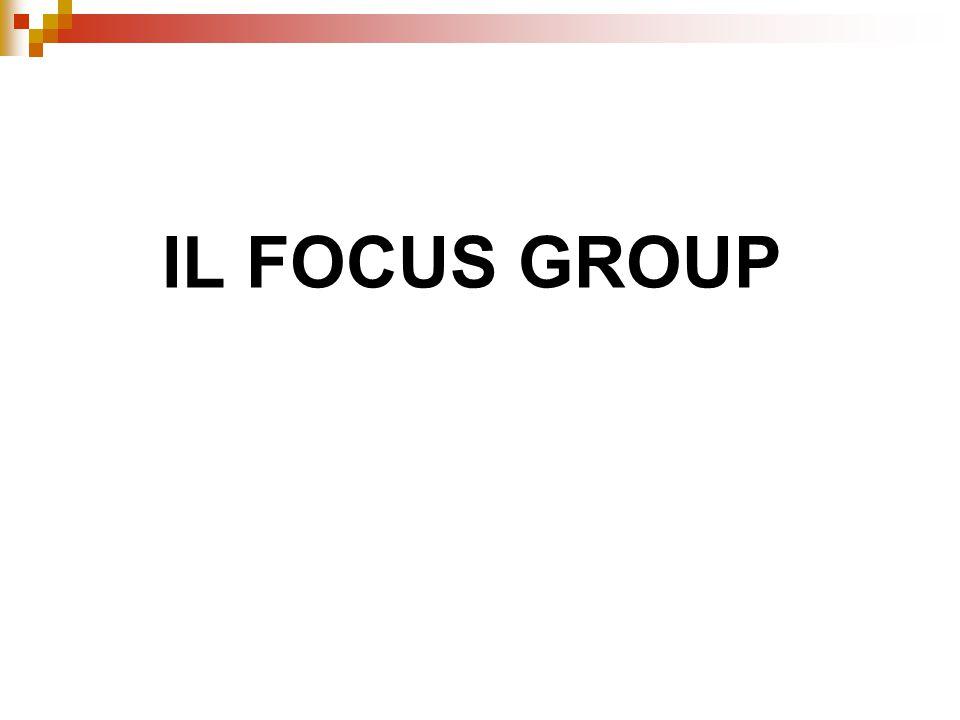 IL FOCUS GROUP