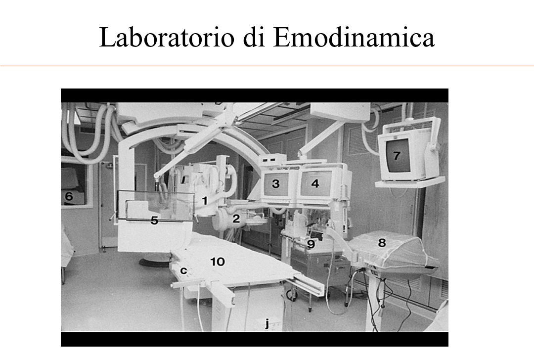 Laboratorio di Emodinamica