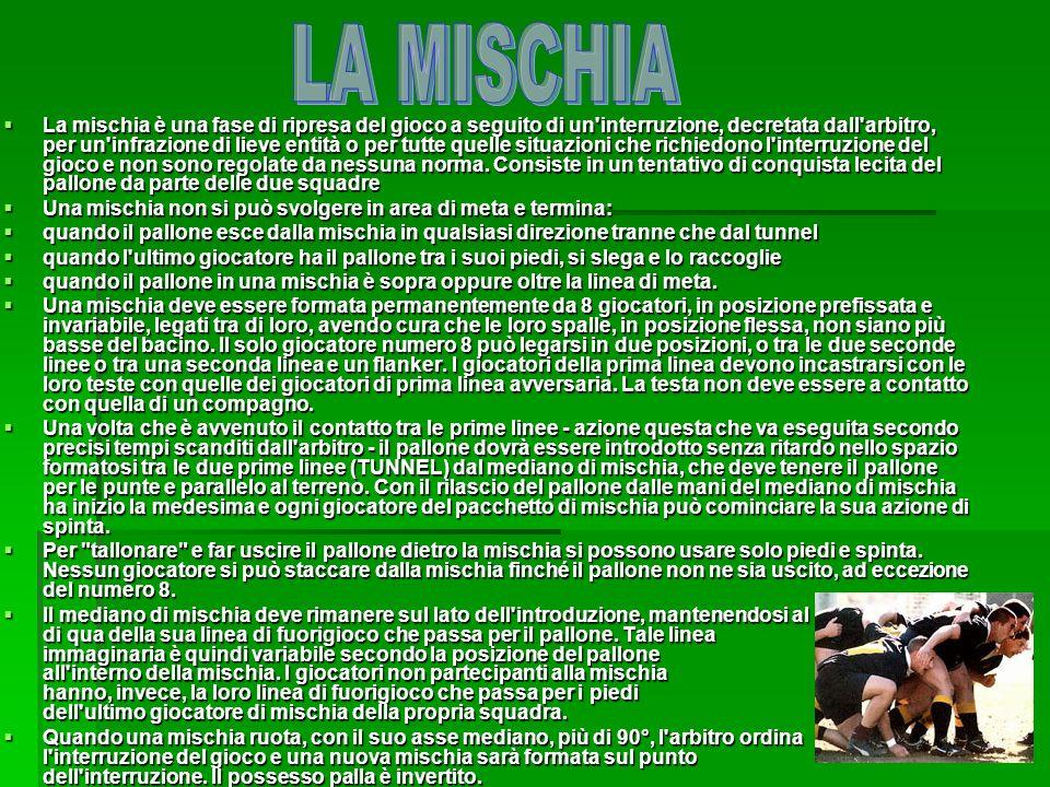 LA MISCHIA