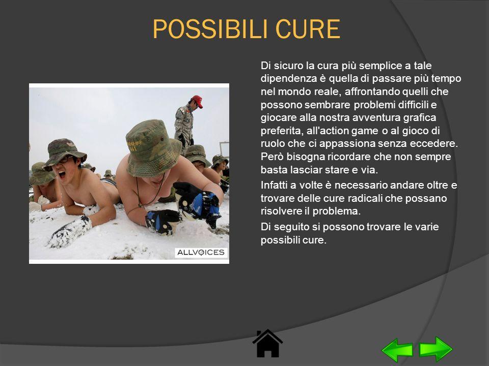 POSSIBILI CURE