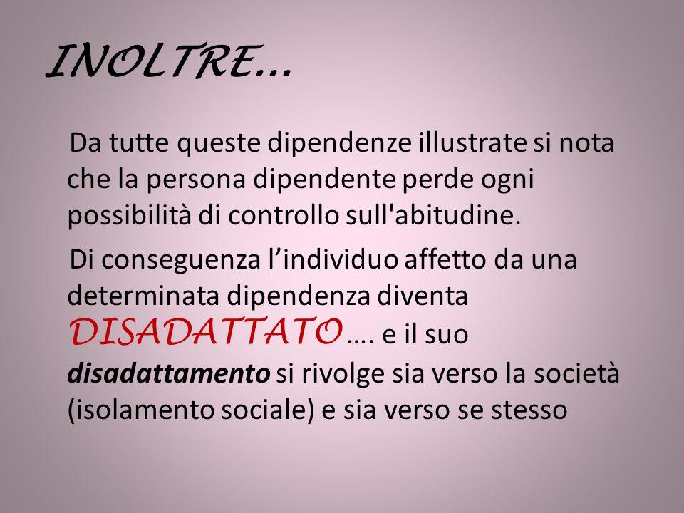 INOLTRE...