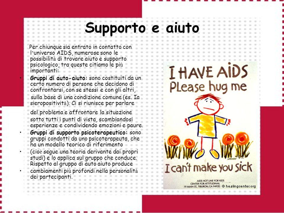 Supporto e aiuto
