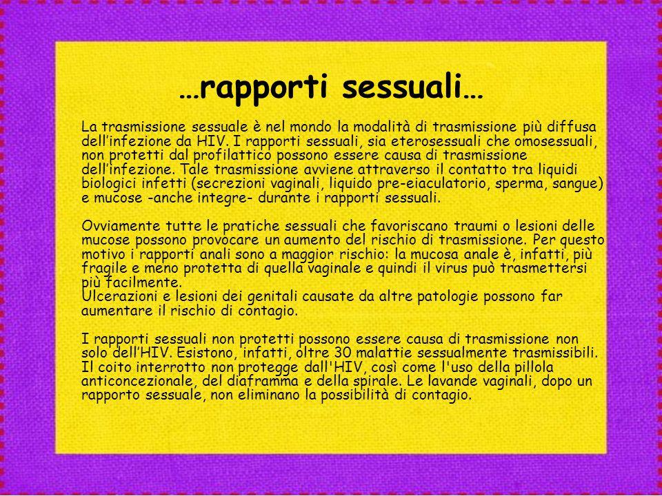 …rapporti sessuali…