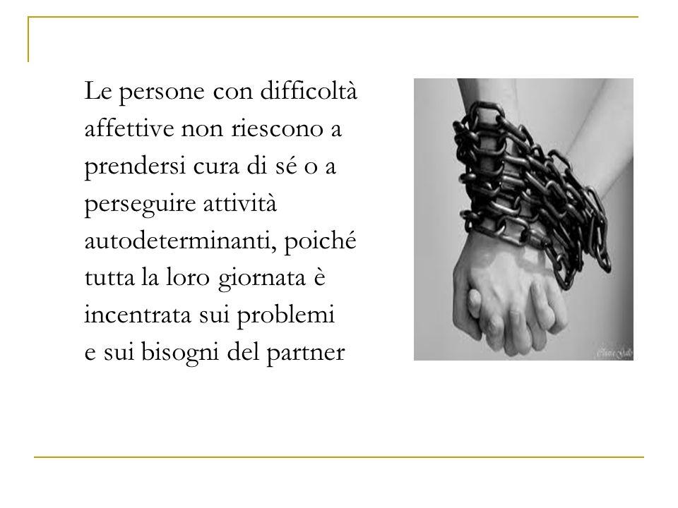 Le persone con difficoltà