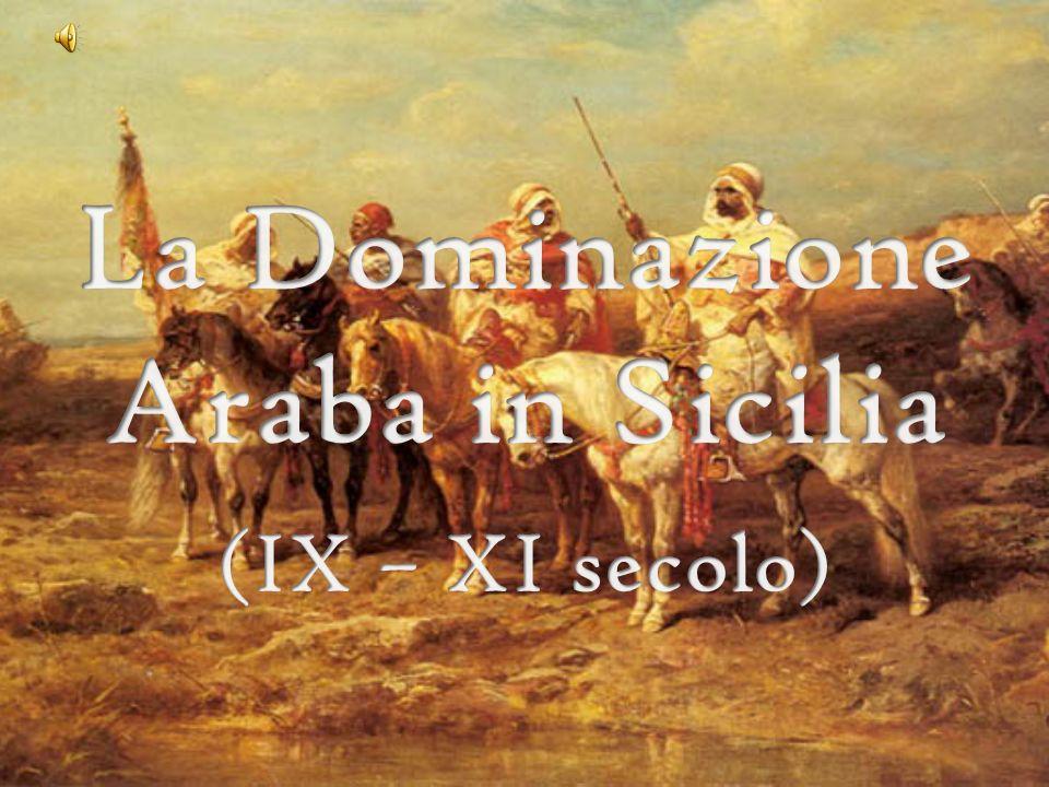 La Dominazione Araba in Sicilia