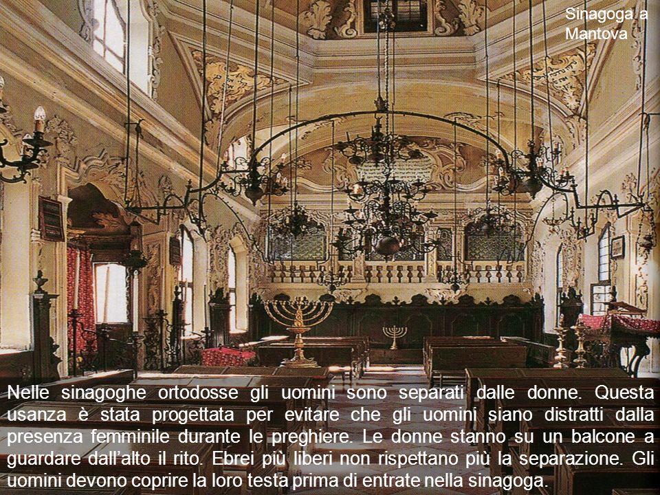 Sinagoga a Mantova