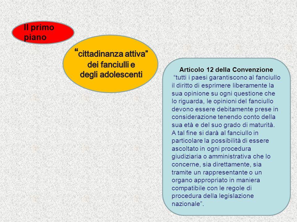 Articolo 12 della Convenzione