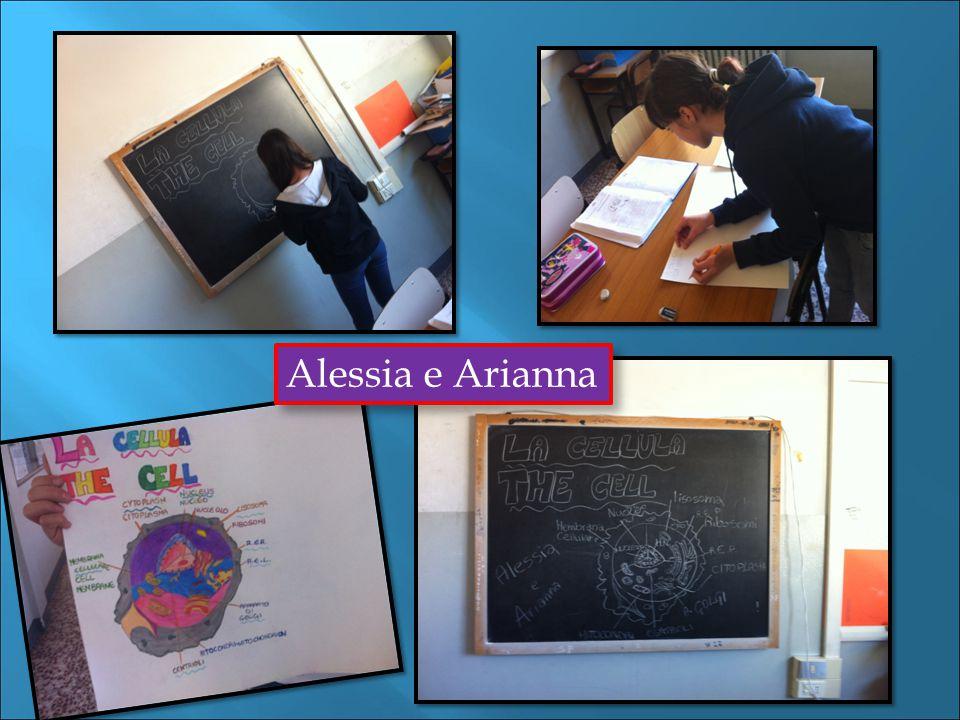 Alessia e Arianna