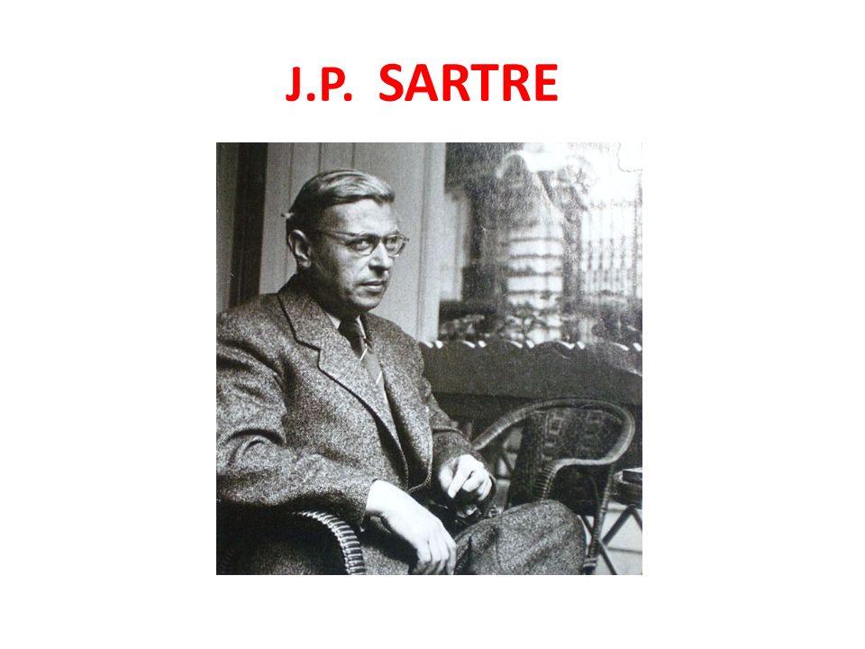 J.P. SARTRE