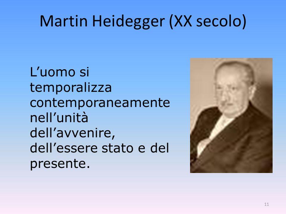 Martin Heidegger (XX secolo)