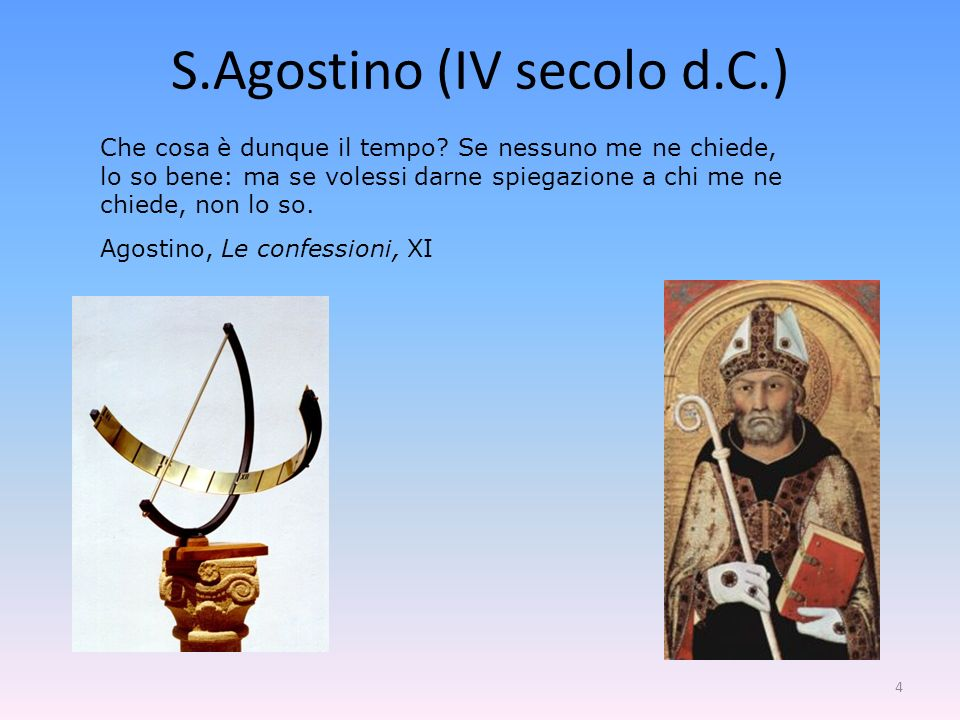 S.Agostino (IV secolo d.C.)