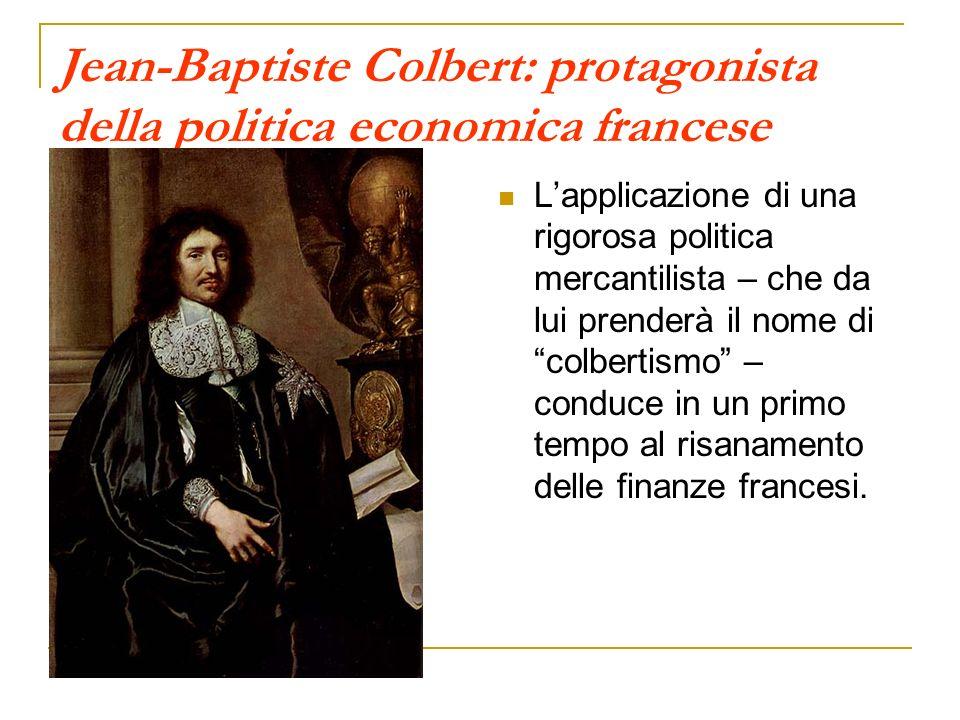Jean-Baptiste Colbert: protagonista della politica economica francese