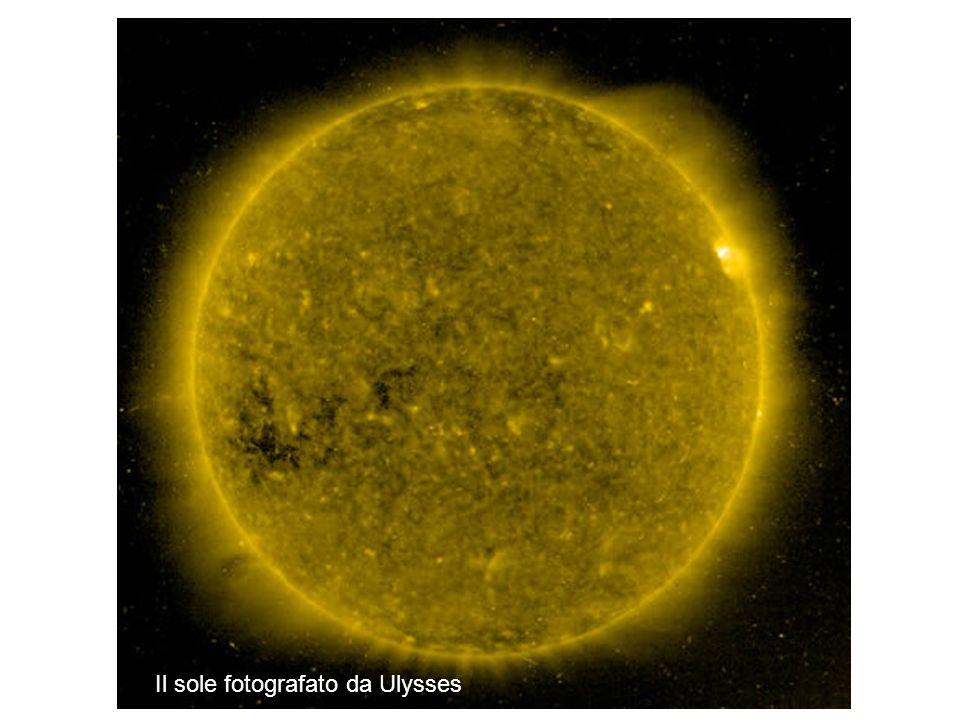 Il sole fotografato da Ulysses
