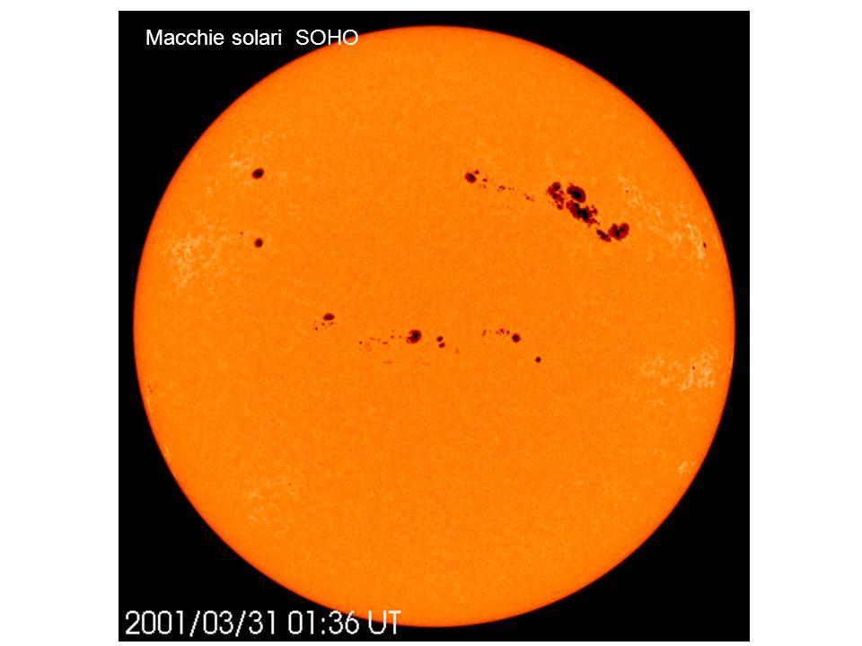 Macchie solari SOHO
