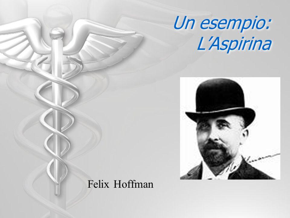 Un esempio: L'Aspirina