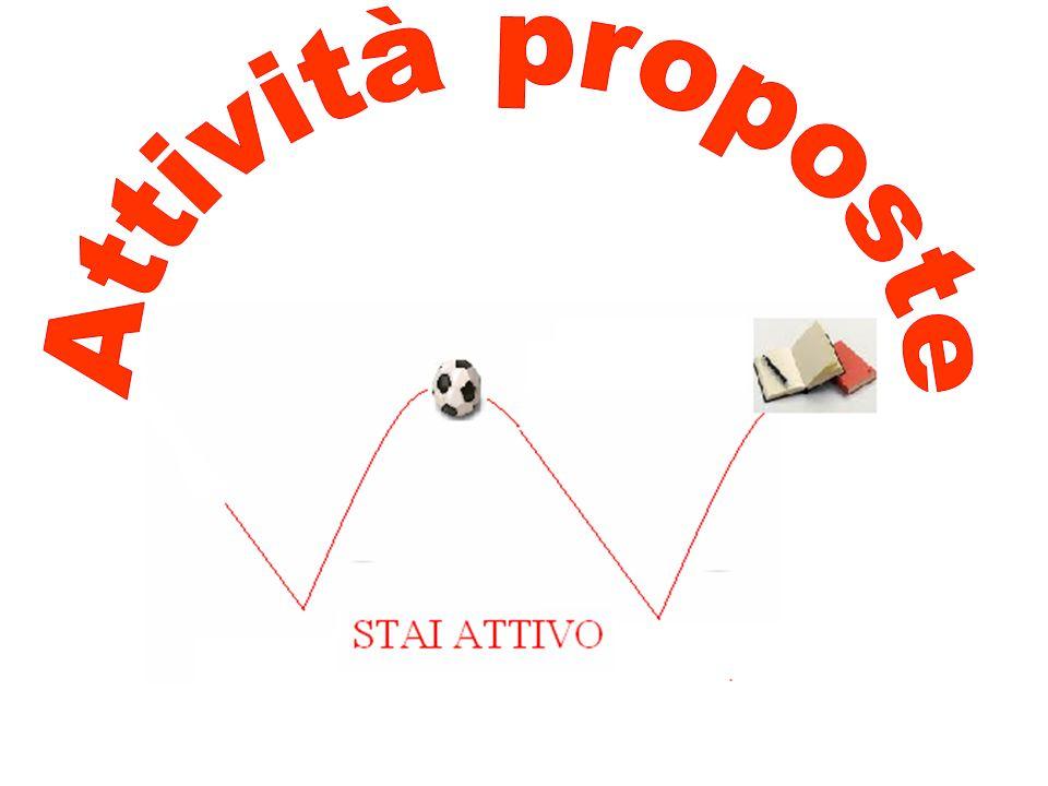 Attività proposte