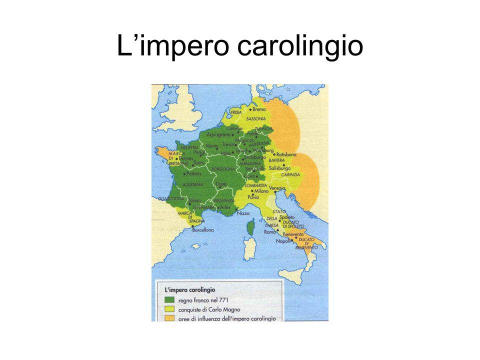 L'impero carolingio