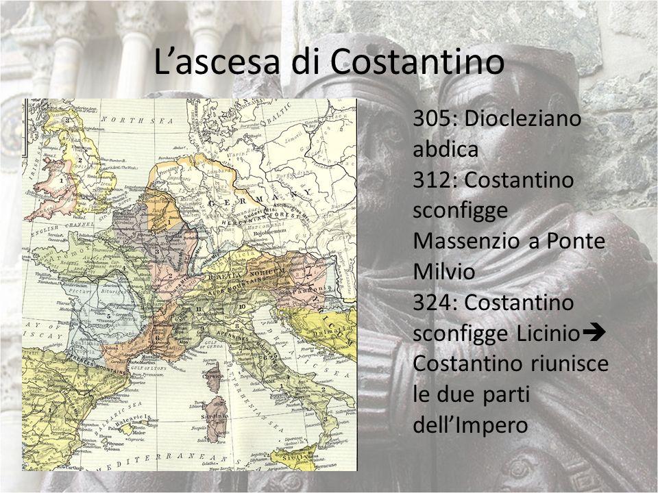 L'ascesa di Costantino
