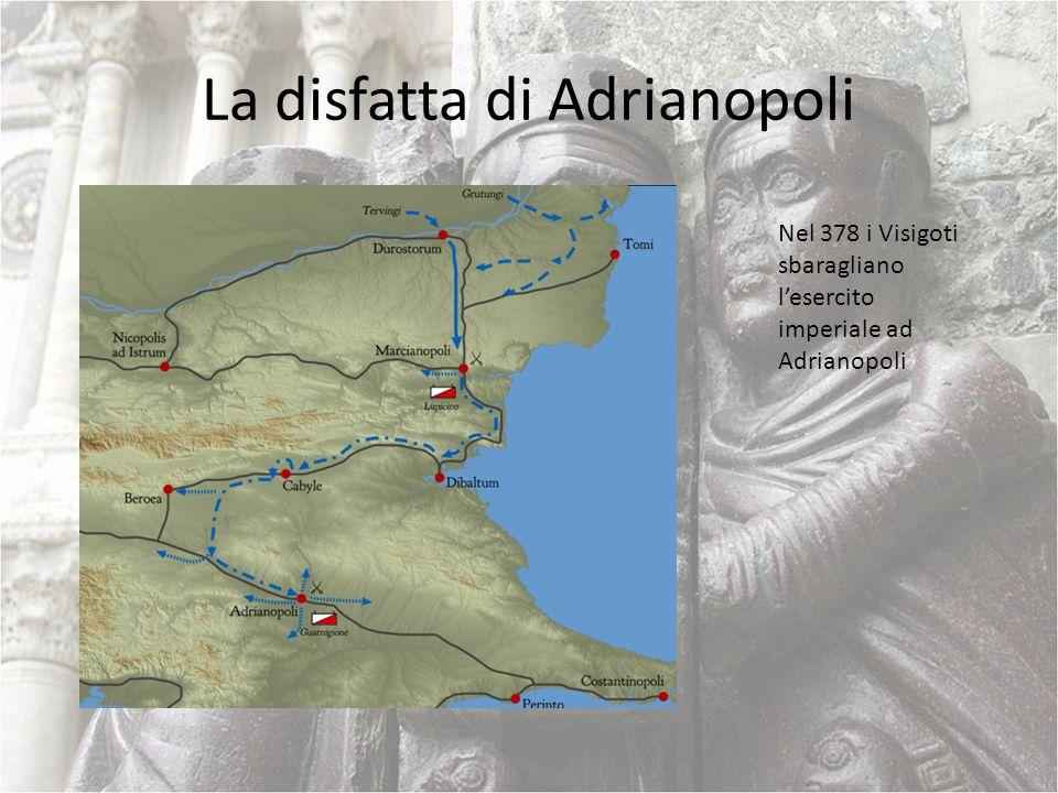 La disfatta di Adrianopoli