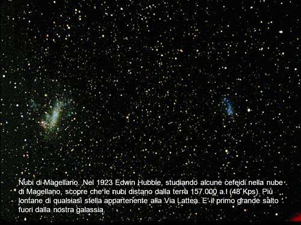 Nubi di Magellano.