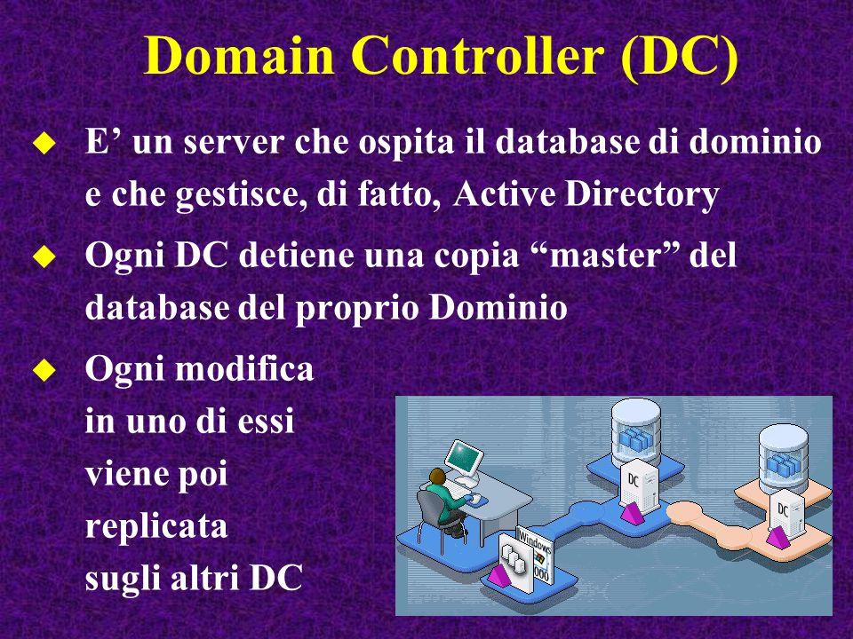 Domain Controller (DC)