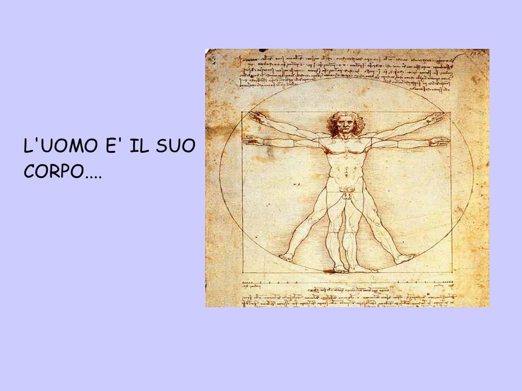 L UOMO E IL SUO CORPO....