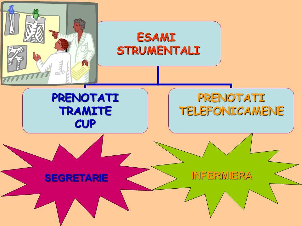 INFERMIERA SEGRETARIE