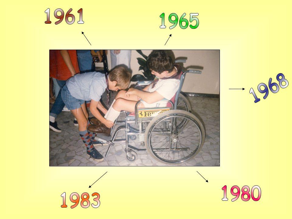 1961 1965 1968 Foto cinque esercizi 1980 1983