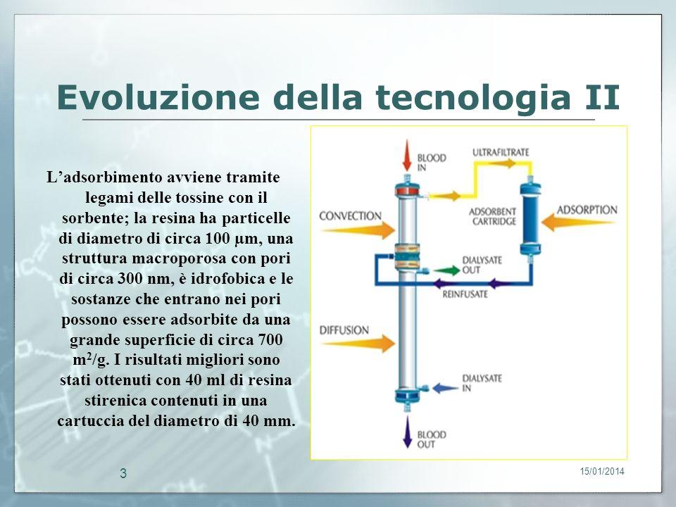 Evoluzione della tecnologia II
