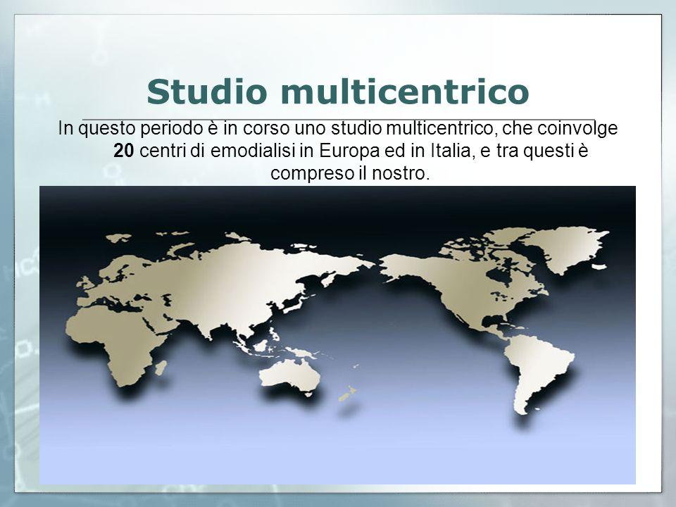 Studio multicentrico