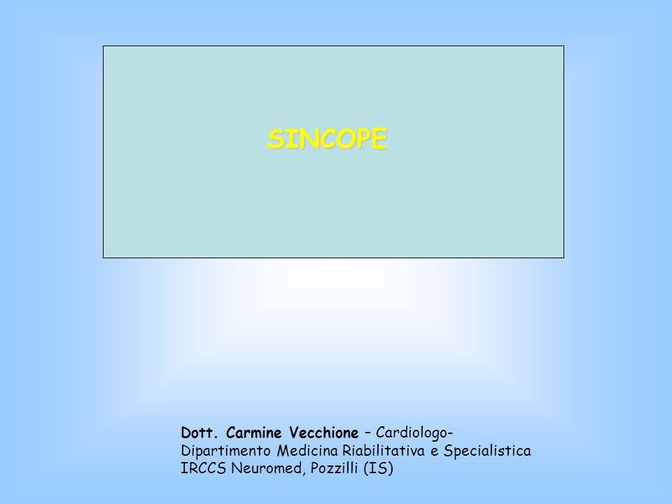 SINCOPE Dott. Carmine Vecchione – Cardiologo-
