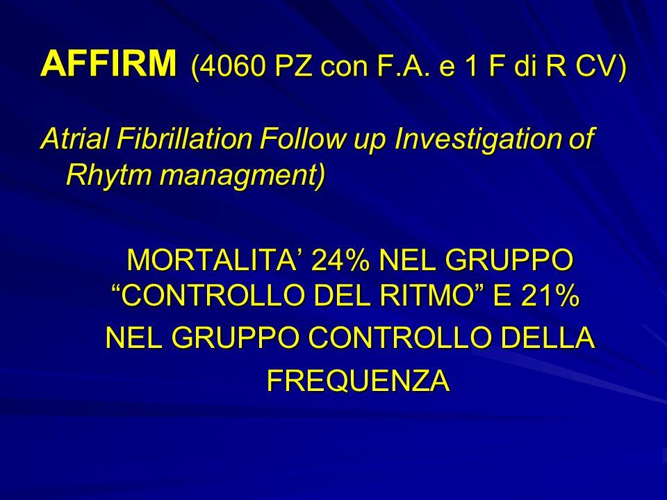 AFFIRM (4060 PZ con F.A. e 1 F di R CV)