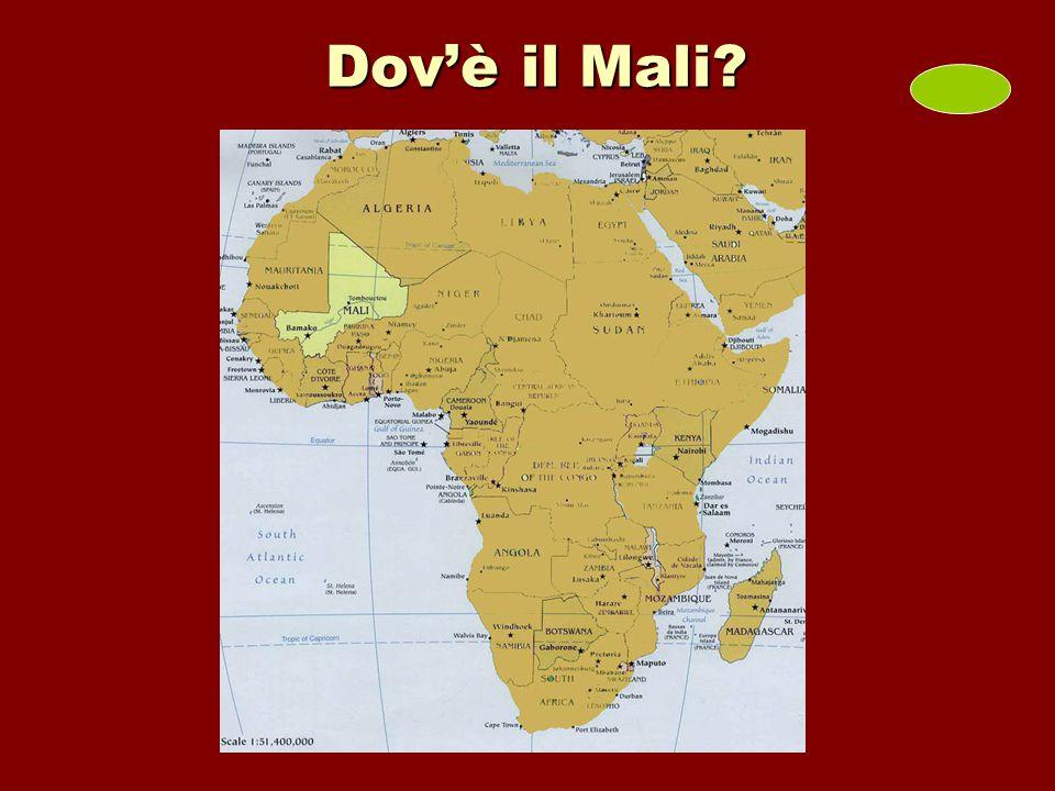 Dov'è il Mali