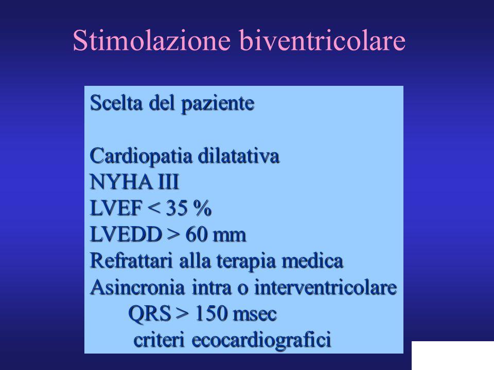 Stimolazione biventricolare