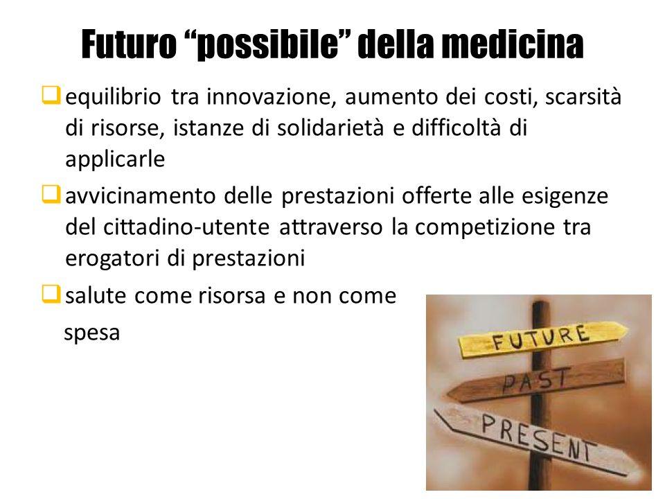 Futuro possibile della medicina