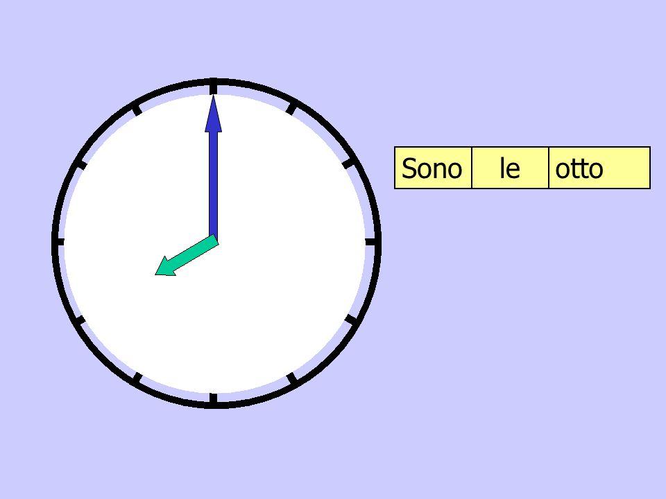 Sono le otto