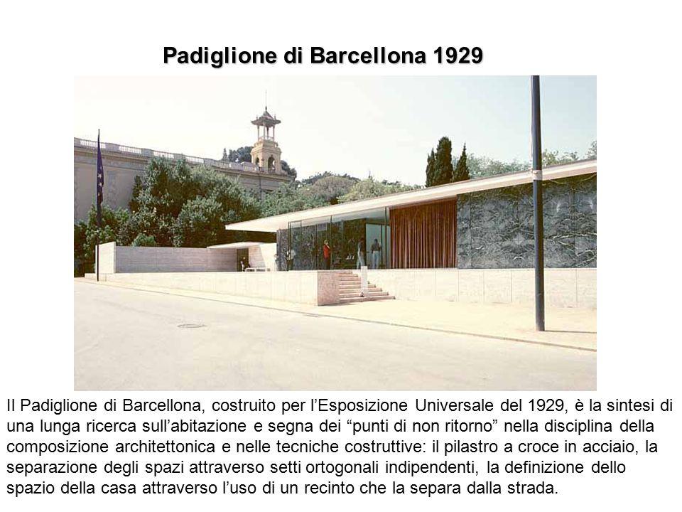 Padiglione di Barcellona 1929