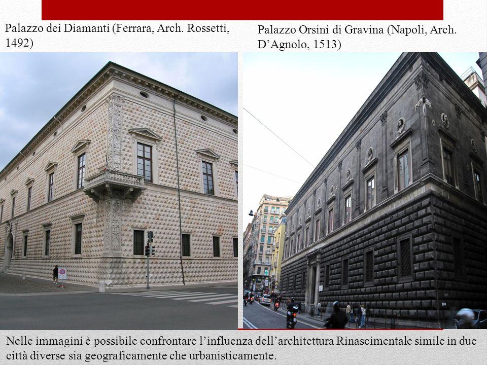 Palazzo dei Diamanti (Ferrara, Arch. Rossetti, 1492)