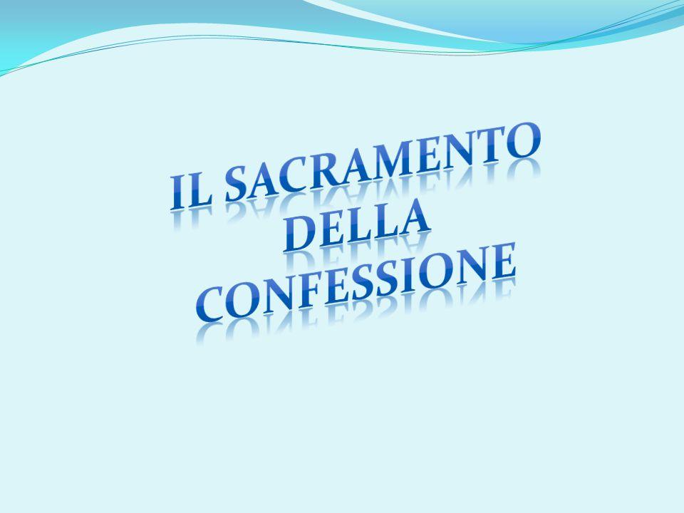 Il sacramento Della confessione
