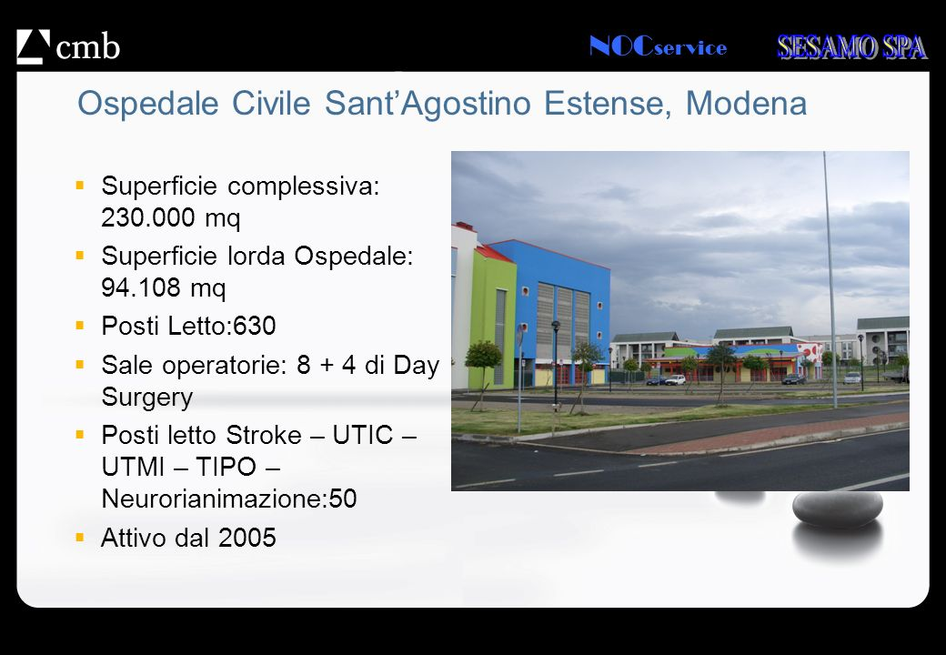Ospedale Civile Sant'Agostino Estense, Modena
