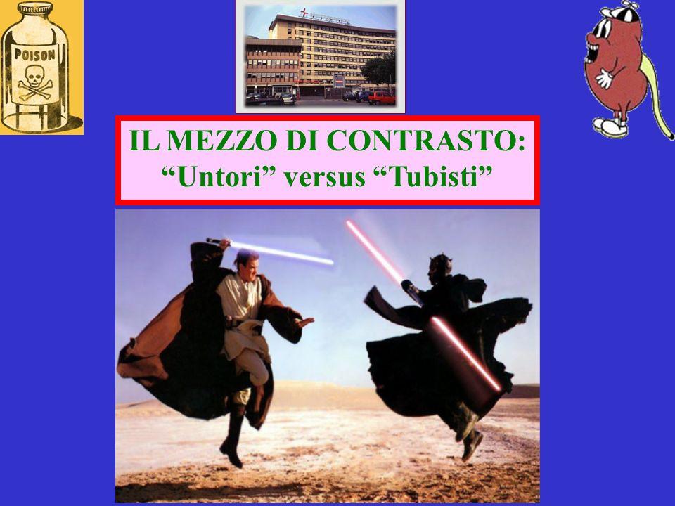 Untori versus Tubisti