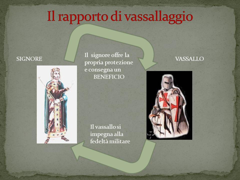 Il rapporto di vassallaggio