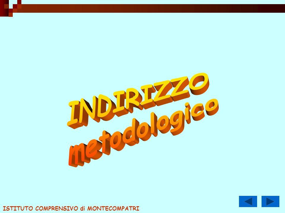 INDIRIZZO metodologico