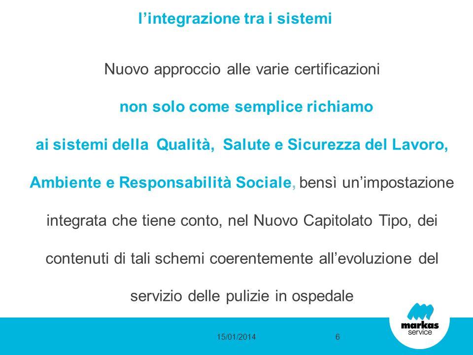 l'integrazione tra i sistemi