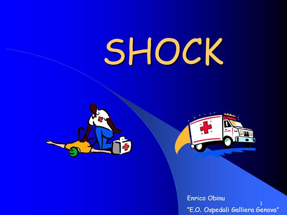 SHOCK Enrico Obinu E.O. Ospedali Galliera Genova