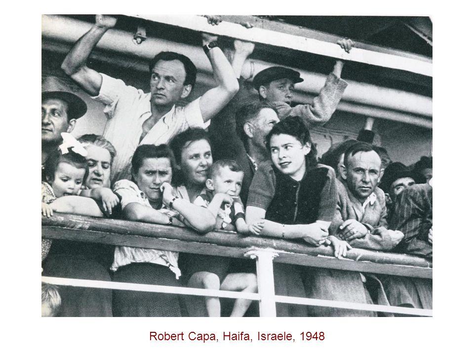 Robert Capa, Haifa, Israele, 1948